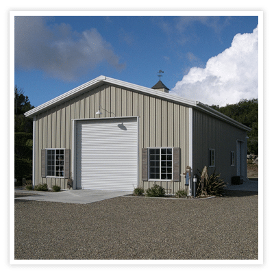 ExpressLine Steel Buildings, steel building, Prefabricated steel